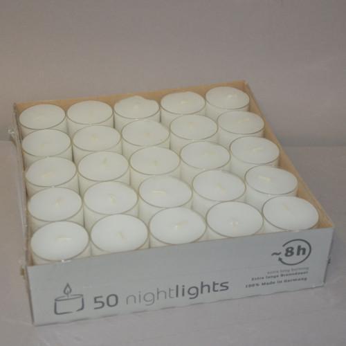 Teelichter Night Light 50er